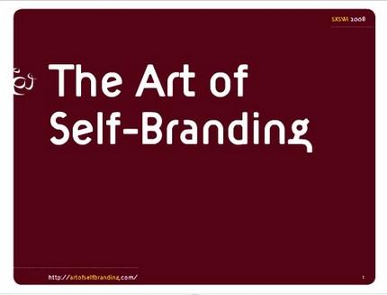 Arta creaţiei propriului brand (auto-brand-uirii)