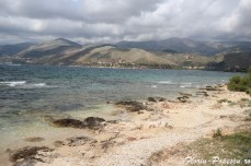 Insula Kefalonia - plaja in apropierea vechiului Far