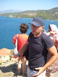 Poros belvedere point