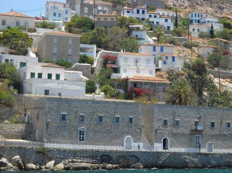 Beautiful Hydra Island