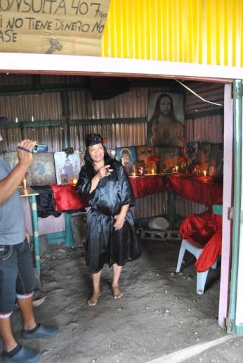Republica Dominicana -Eco Caribe Tour-In vizita la o vrajitoare locala