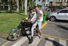 Republica Dominicana -Eco Caribe Tour...cu politia din Bavaro