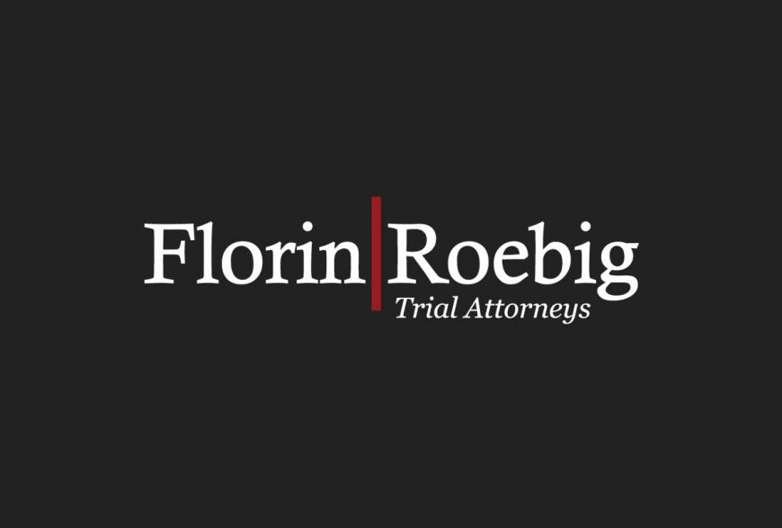 Florin Roebig Honored For Its Continued Support Of Civil Rights Education Florin Roebig