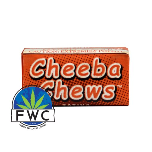 Cheeba Chew Sativa