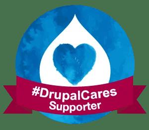 I supported DrupalCares