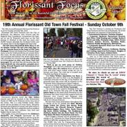The Fall Festival Florissant Focus Edition is Now Available