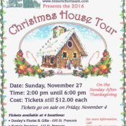 Christmas House Tour – November 27