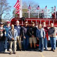 Mayor & Council at the Veterans Parade