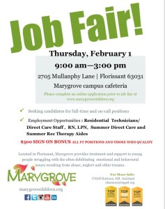 Job Fair!