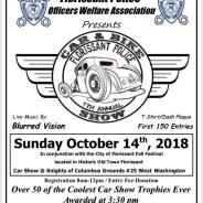2018 Florissant Police Car & Bike Show – Oct. 14