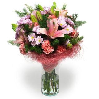 ramo-de-claveles-lilium-y-margaritas-rosas