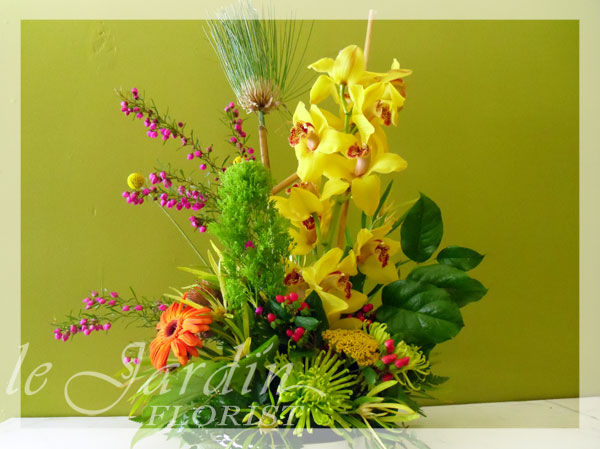 Jardin Deluxe Flowers
