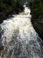 Flørli the river