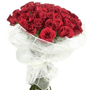 Ramo de 100 rosas para Arreglos florales Tijuana - Florerias en Tijuana