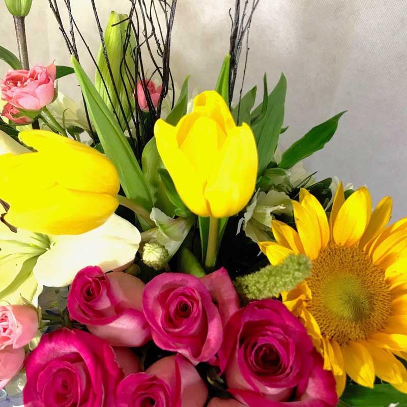 Amor rústico - Florerías en Tijuana, Arreglos Florales Tijuana