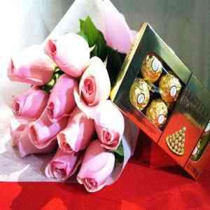 Doce poemas de amor Rosas   Chocolates