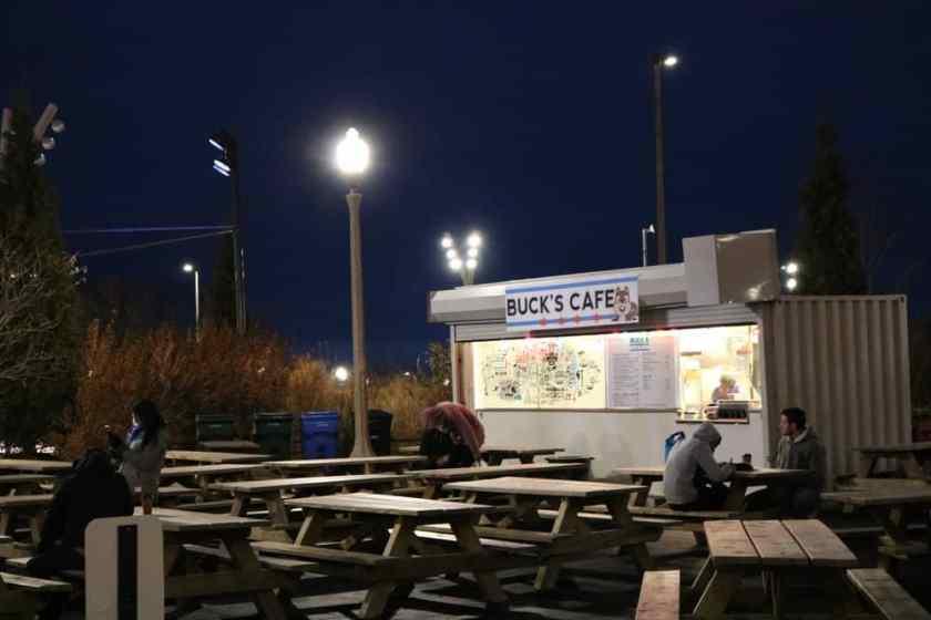Bucks Cafe