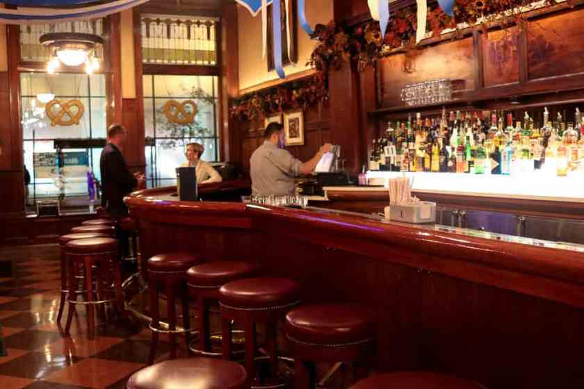 The Berghoff Bar