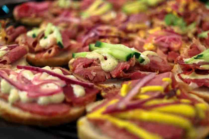 Bebe's Kosher Deli: Pastrami Bites