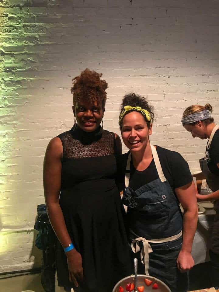 Chef Stephanie Izard of The Girl & the Goat