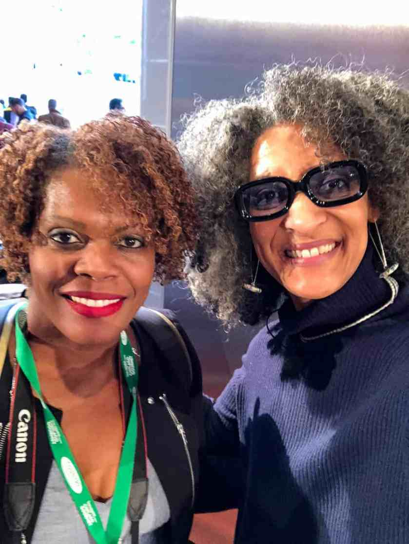 Chef and Author Carla Hall