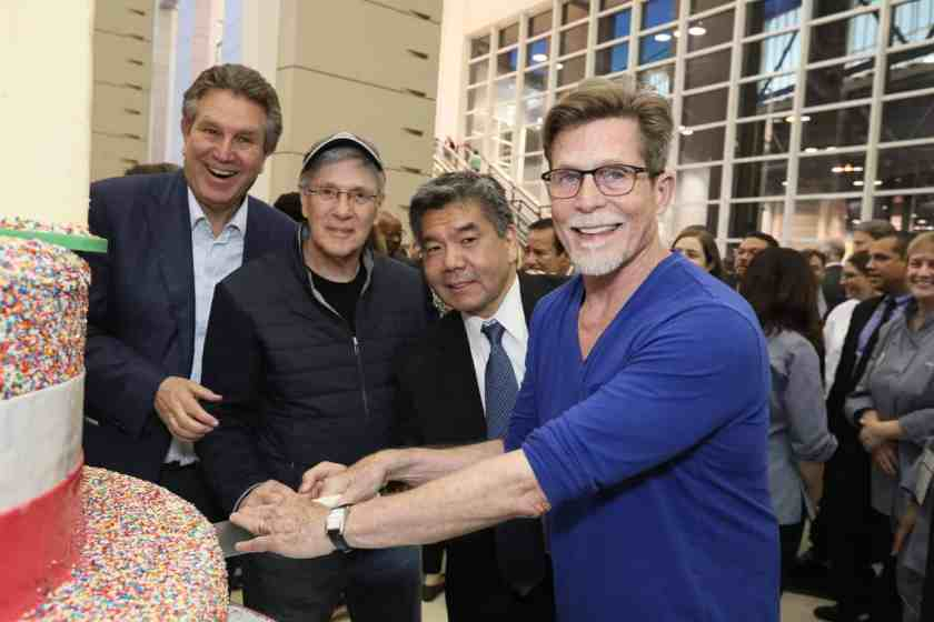 Chef Rick Bayless at the National Restaurant Association Show's Opening Ceremony
