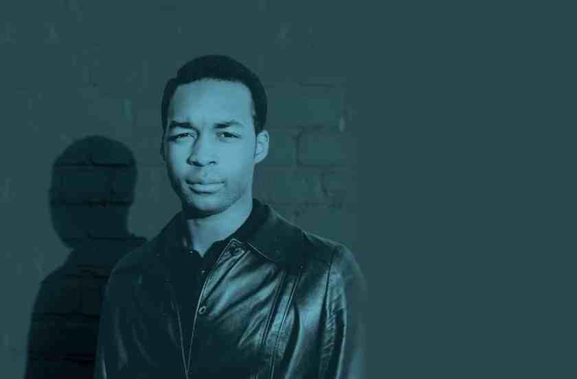 Nu-Soul singer Jalen N'Gonda