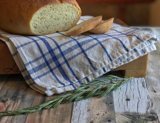 Artisan Rosemary Bread