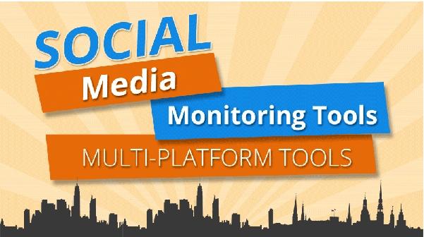 Infografika – Monitorovací nástroje