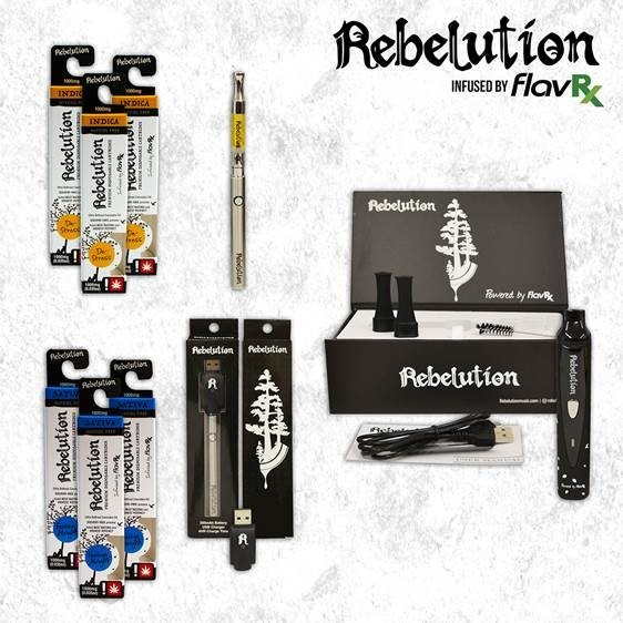 Rebelution Release Cannabis Oil, Vaporizers & IPA Beer