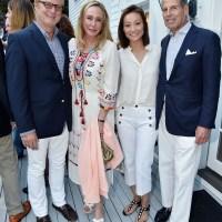 Pics From Philanthropists Don & Katrina Peebles' Evening Of Cocktails & Conversations