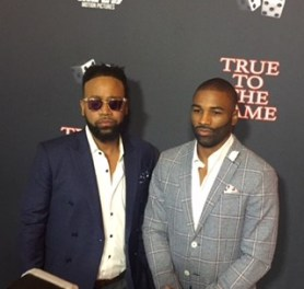 Film Co-Stars Columbus Short and Andra Fuller