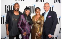 Patti Labelle with BMI President Mike O'Neill and BMI Vice President Catherine Brewton