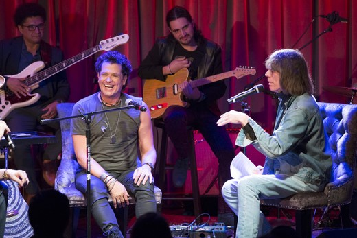 Grammy Museum Opens Exhibition In Honor Of Latin Superstar Carlos Vives