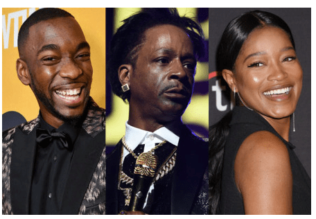 Keke Palmer to Star in Lionsgate #TwoMinutesOfFame ft. Jay Pharaoh & Katt Williams
