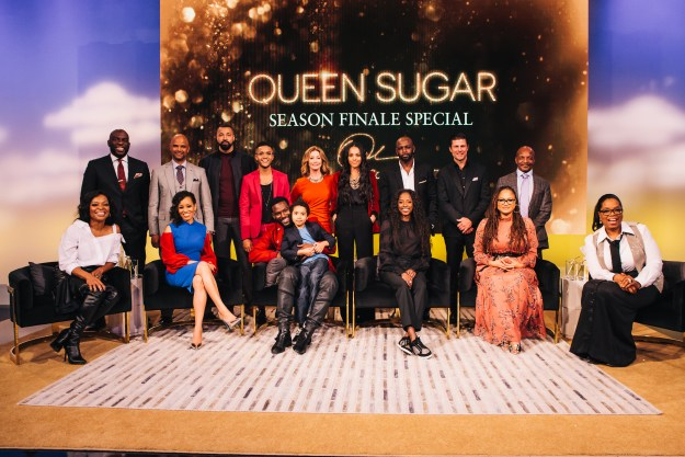 """Oprah Winfrey, Ava DuVernay & More at """"Queen Sugar"""" Red Carpet Finale – See Pics Here!"""