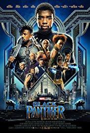 2018 ‧ Black Panther Movie