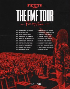 Fetty Wap Hitting the Road for His 'The For My Fans Tour'
