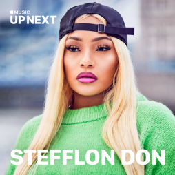 Stefflon Don Announced as Apple Music's January 2018 'Up Next' Artist
