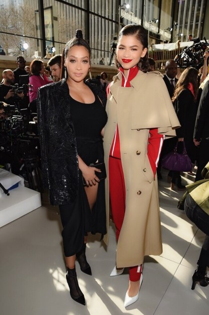 La La Anthony & Zendaya Coleman Spread Love on V-Day With Michael Kors – Pics Here!