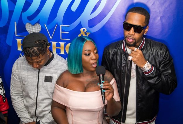 Spice Celebrates Joining VH1's Love and Hip Hop Atlanta – Event Pics Here!