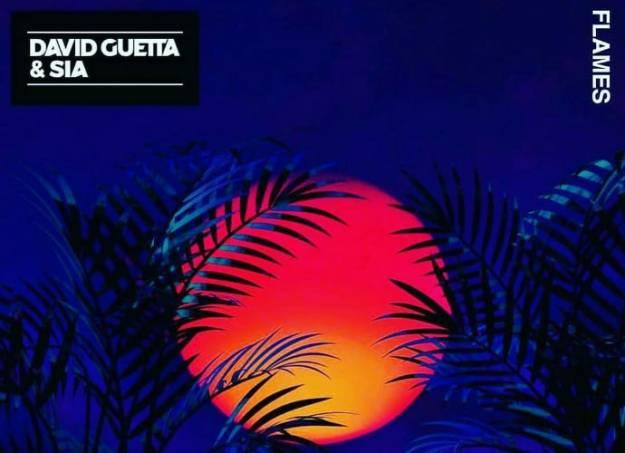 David Guetta and Sia Drop Collabo Song 'Flames' – Listen Here!