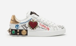Dolce & Gabbana His and Hers Spring 2018 Sneakers – View Them Here!