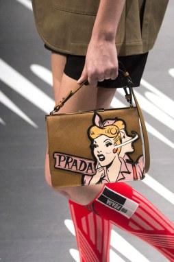 Prada Drops Their Comic-Inspired Spring Bags – View The Collection Here!