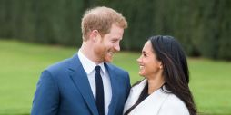 The Royal Wedding Invitations Lined in Solid Gold Ink Are Ready – Details Here!
