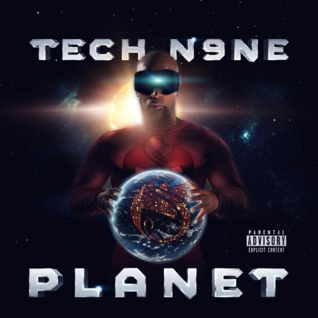 "Tech N9ne's ""Planet"" Album Debuts #1 on Multiple Charts – Details Here!"