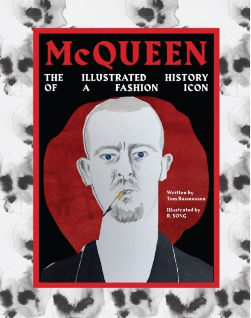 New Book Looks at The Life, Loves & Ultimate Tragedy of Fashion Icon Alexander McQueen – Details Here!