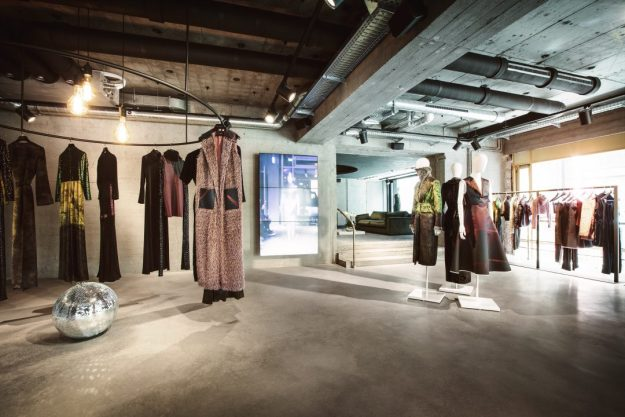 Designer Marcell Von Berlin Launches Flagship Store in Berlin – Pics Here!