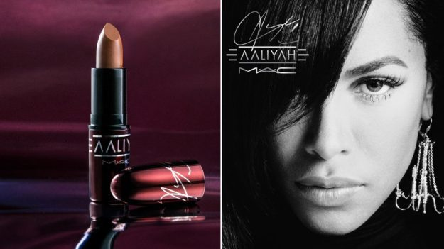 M.A.C Cosmetics Set To Drop an Aaliyah Inspired Collection – Details Here!