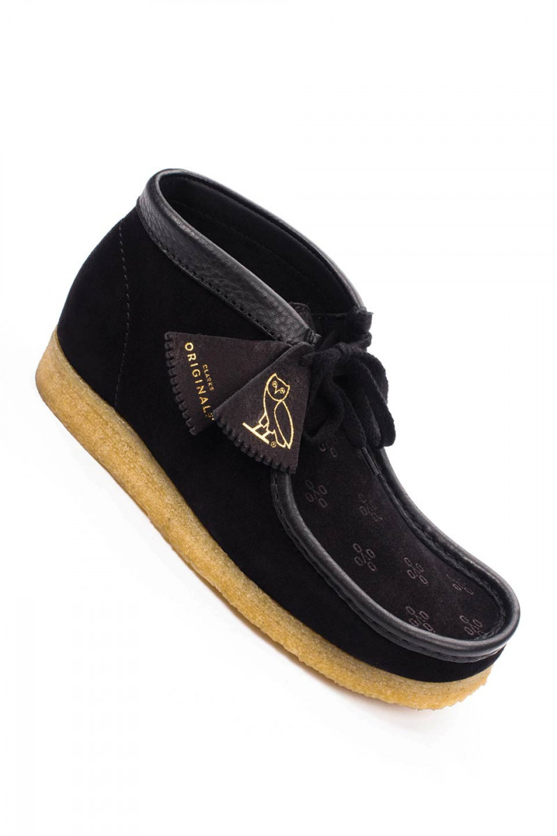 c94e9a12c91a Drake   Clarks Collaborate on OVO Wallabees Launch – Pics   Details ...